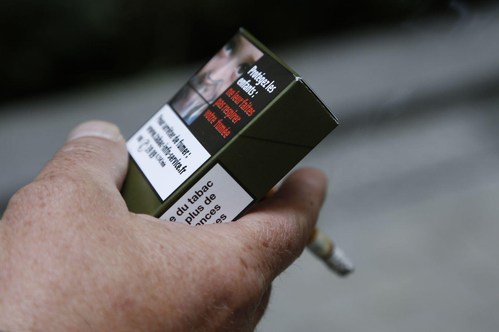 Sigara Paketi Renk Psikolojisi