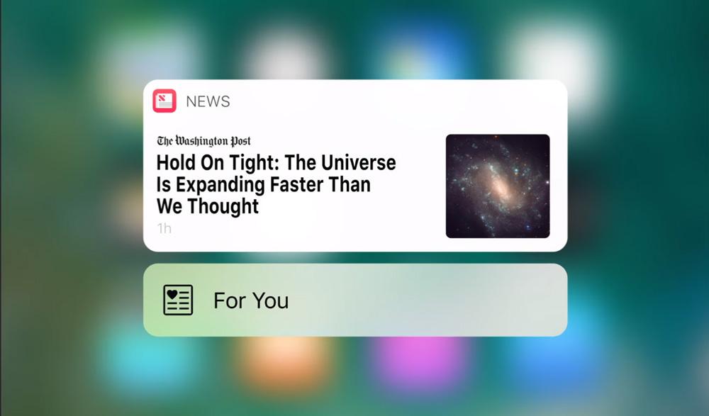 iOS-10-Apple-News