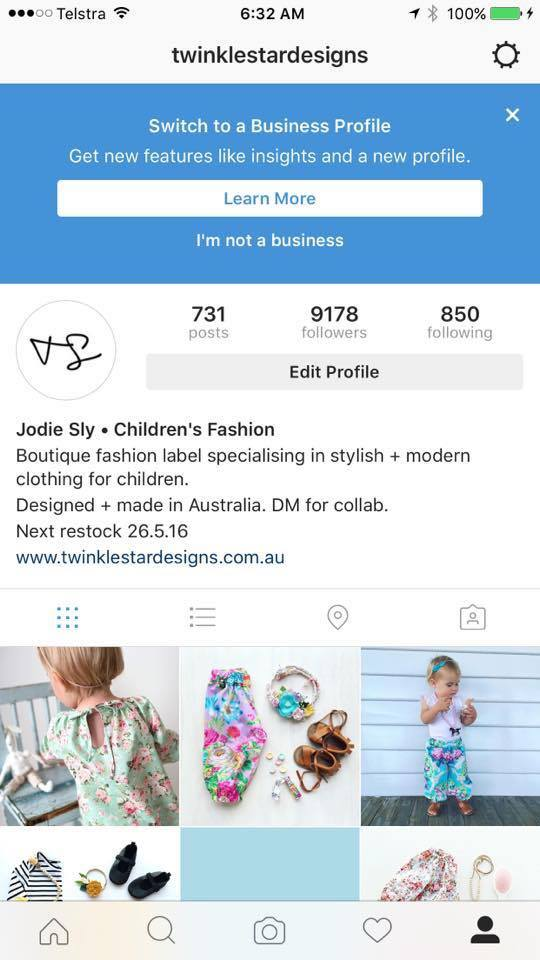 instagram is profilleri