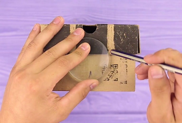Akıllı Telefon Projeksiyon Yapımı