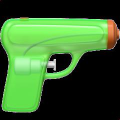 Apple Su Tabancası Emoji