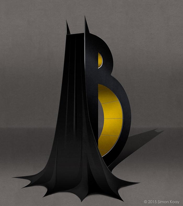 B - Batman
