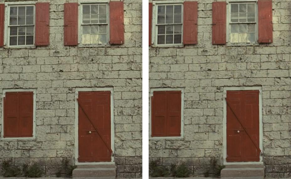 Standart JPEG (sol) / Yapay Sinir Ağları (sağ)