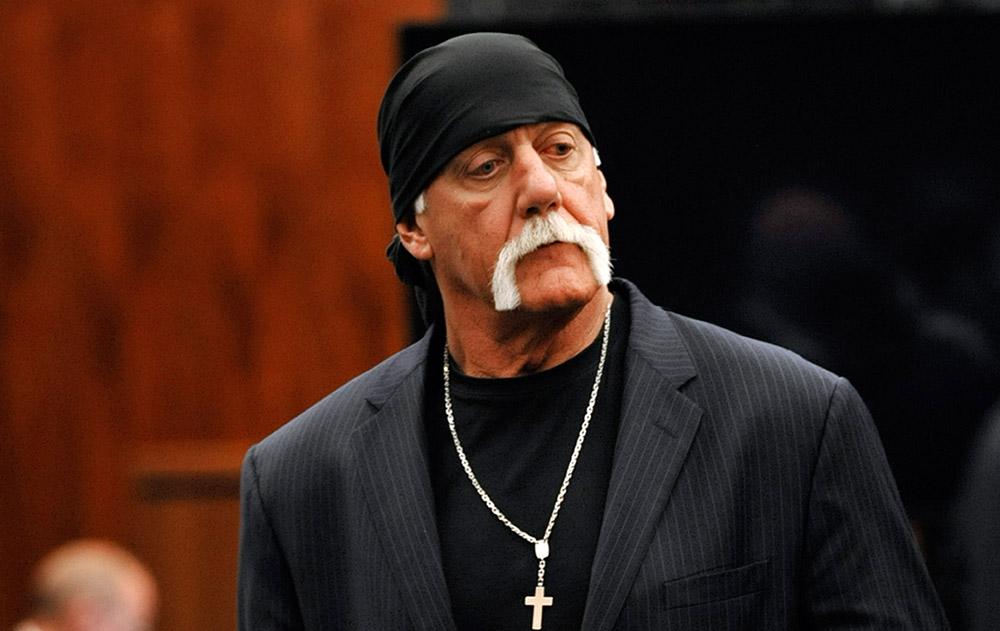 Eski Amerikan güreşçisi Hulk Hogan / Fotoğraf: Steve Nesius