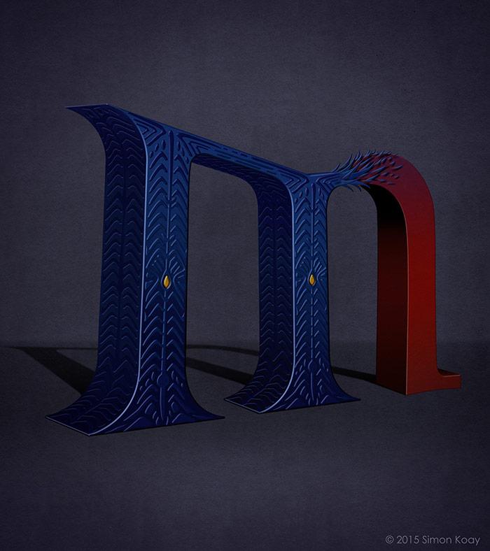 M - Mystique