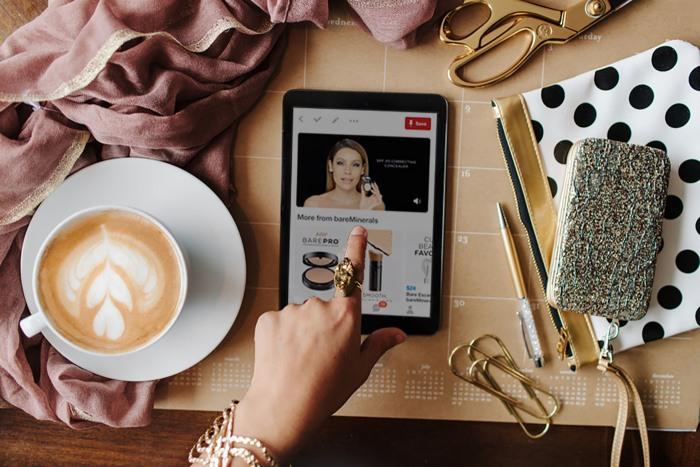Pinterest Sponsorlu Video reklamları