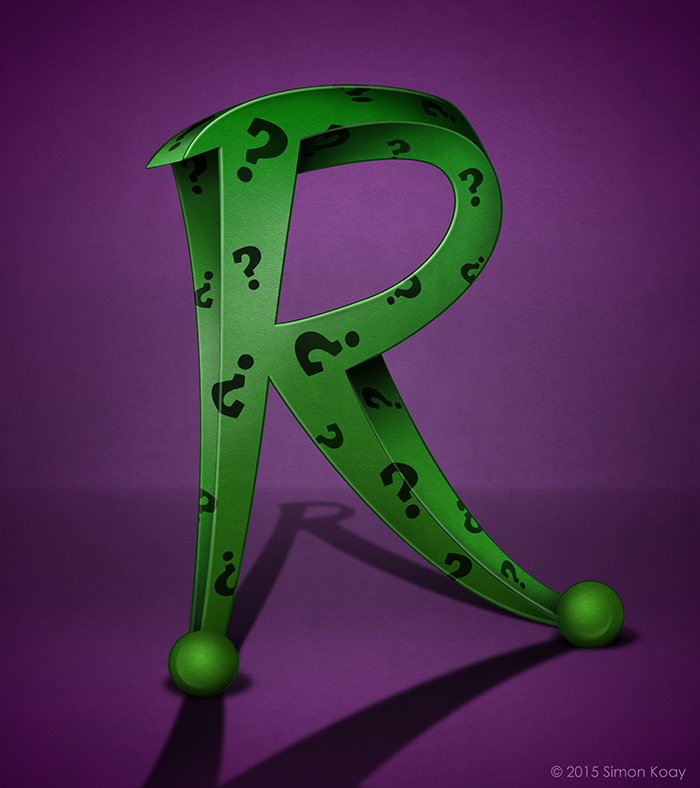 R - Riddler