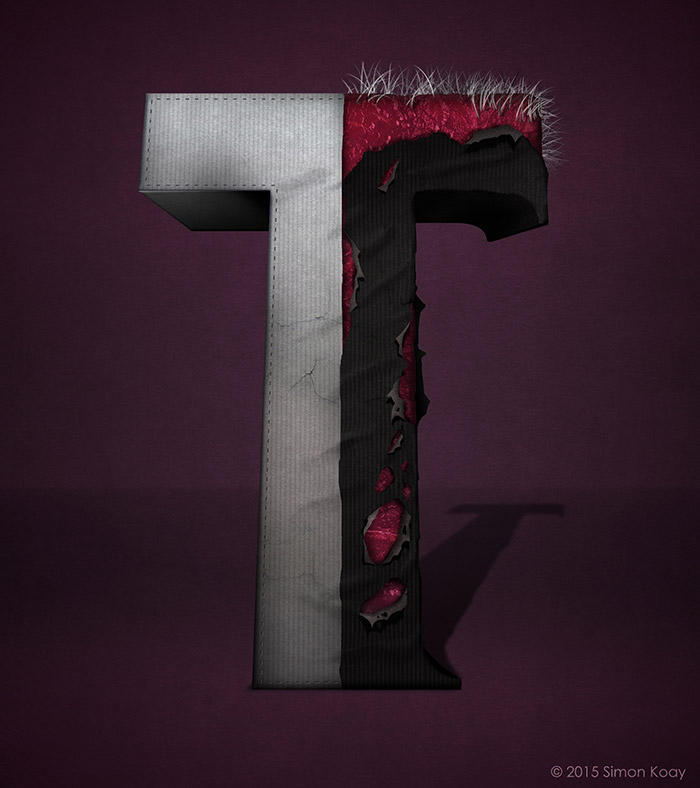 T - Two-Face