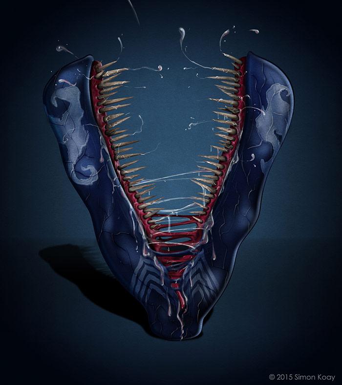 V - Venom