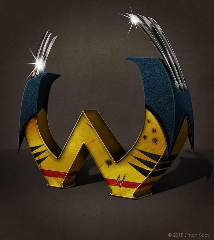 W - Wolverine