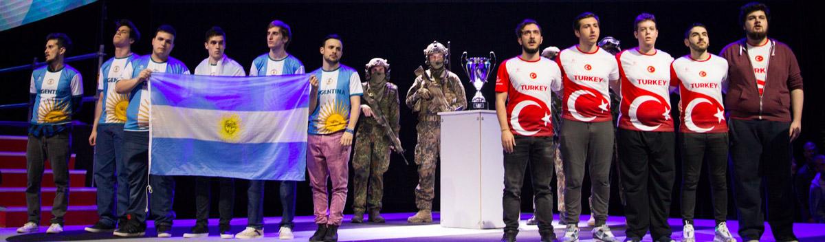 Arjantin Türkiye CS GO