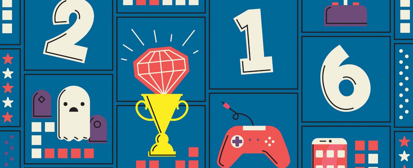 2016 En iyi Android oyunları