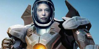 Elon Musk savaş robotu